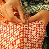 手刺繍 フェアトレード雑貨 iimon